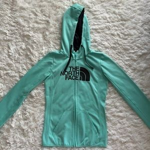 THE NORTH FACE ZIP UP HOODIE Size XS
